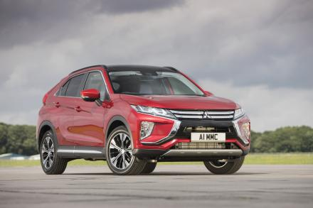 Mitsubishi Eclipse Cross Hatchback Special Editions 1.5 Black 5dr