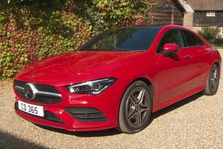 Mercedes-Benz Cla Coupe CLA 200 AMG Line Premium 4dr Tip Auto