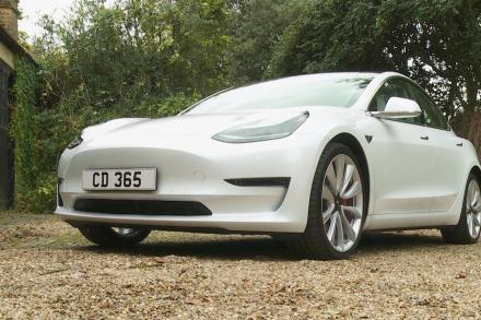 Tesla Model 3 Saloon Long Range AWD 4dr Auto