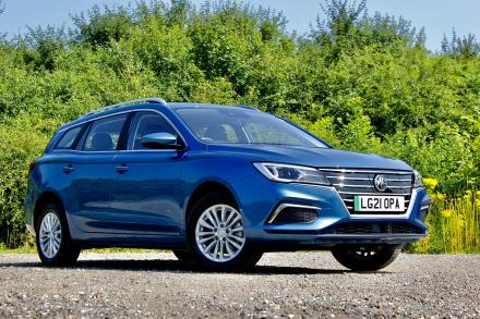 Mg Motor UK Mg5 Electric Estate 115kW Exclusive EV 53kWh 5dr Auto