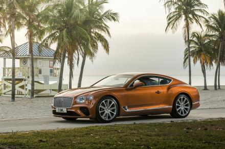 Bentley Continental Gt Coupe 6.0 W12 Speed 2dr Auto [Tour Spec]