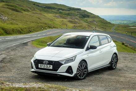 Hyundai I20 Hatchback Special Editions 1.0T GDi Element 5dr