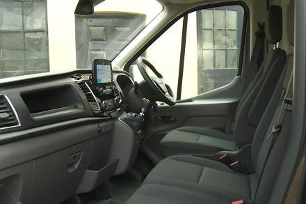 Ford Transit 290 L2 Diesel Fwd 2.0 EcoBlue 105ps H2 Leader Van
