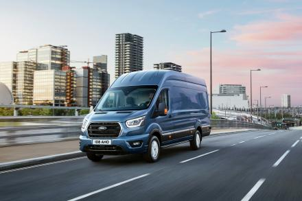 Ford Transit 350 L2 Diesel Fwd 2.0 EcoBlue 130ps Chassis Cab