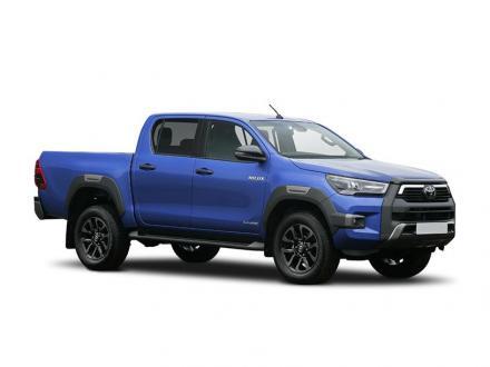 Toyota Hilux Diesel Active Double Cab Chassis 2.4 D-4D