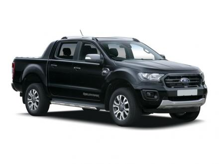 Ford Ranger Diesel Special Edition Pick Up Double Cab Wolftrak 2.0 EcoBlue 170