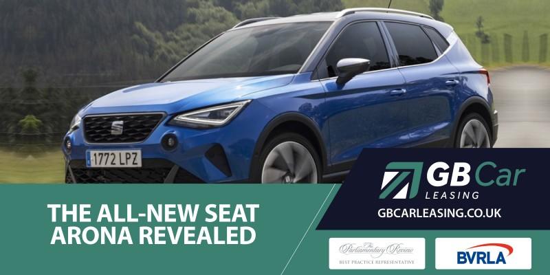 All-new Seat Arona revealed