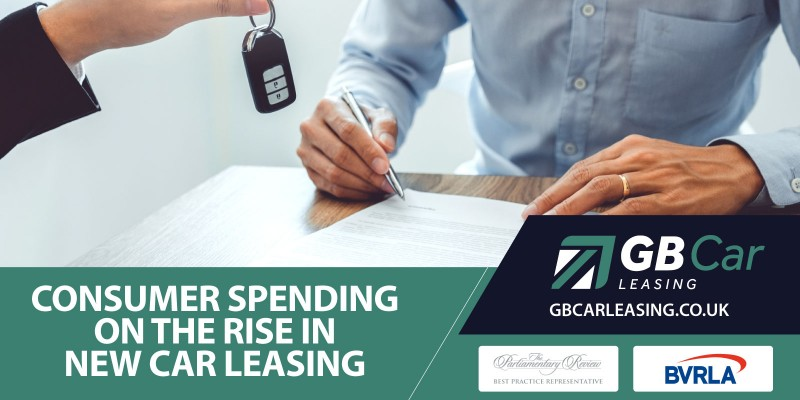 Consumer spending on the rise in new car leasing