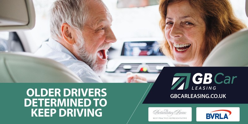 Older Drivers  determined to keep driving for at least the next 12 years