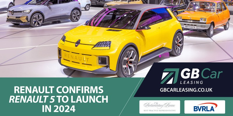Renault confirms Renault 5 to launch in 2024