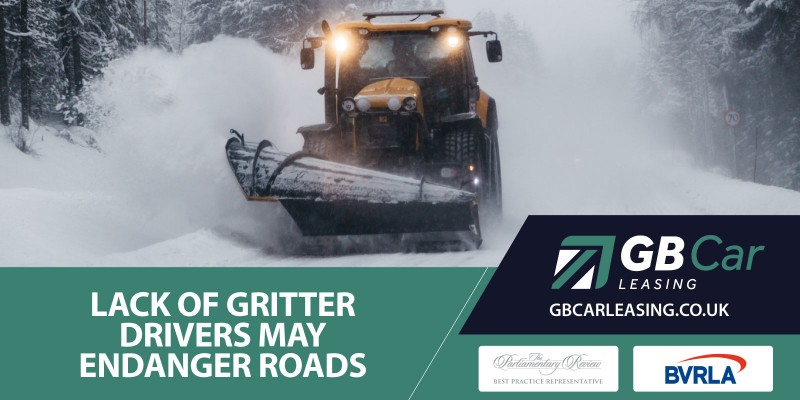 Lack of gritter drivers may endanger British roads