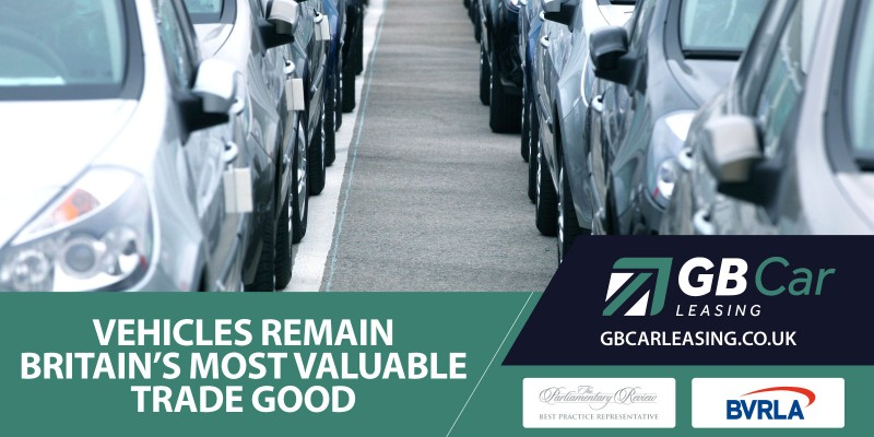 Vehicles remain Britain's most valuable trade good